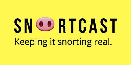 The SnortCast Comedy with PB's Bar St Kilda tickets