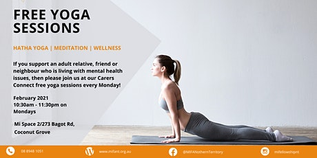 Free Yoga tickets
