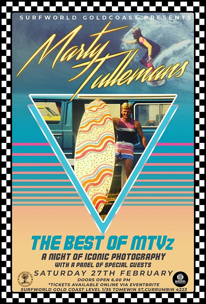 The BEST of 'MTVz'   Celebrating the Iconic  Photography of Marty Tullumans image