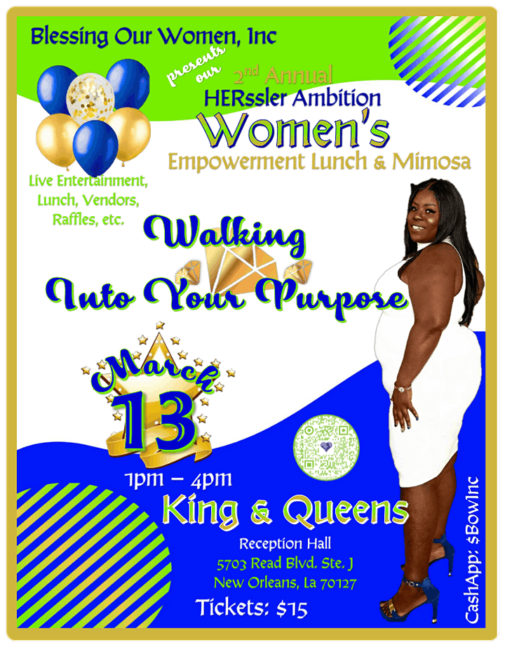 2nd Annual HERssler Ambition Women's Empowerment Conference image