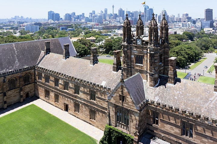 University of Sydney Info Session – Virtual Semester image