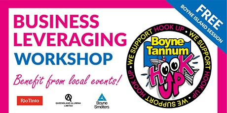 Boyne Island Business Leveraging Workshop tickets
