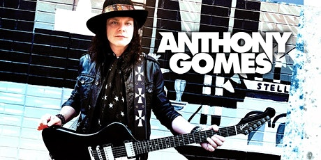 Love It Live Concerts and Shuffle present ANTHONY GOMES tickets