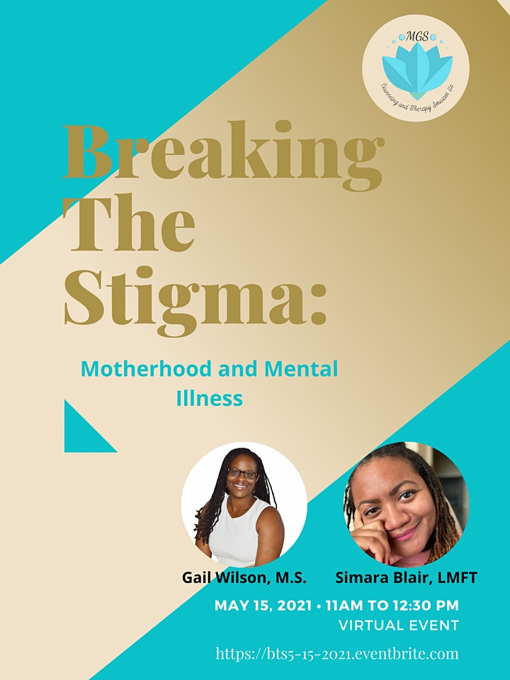 Breaking The Stigma: Motherhood and Mental Illness image