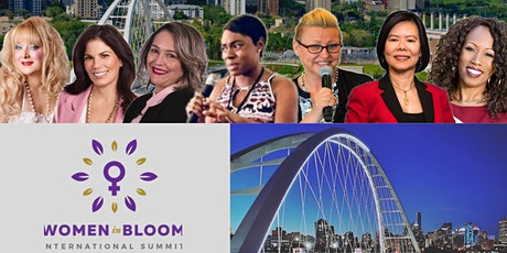 Women in Bloom International Summit (EDMONTON) tickets