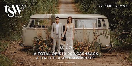 The SingaporeBrides Wedding Fair - Online tickets