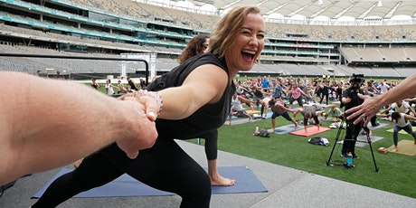 Yoga at the Museum tickets