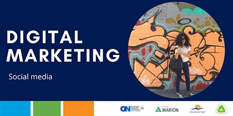 Digital Marketing - Social Media - Yankalilla tickets