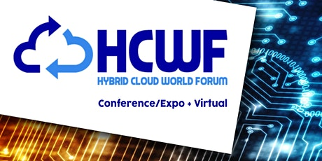 Hybrid Cloud World Forum | Beijing | Conference/Expo + Virtual tickets