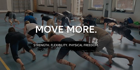 Movement Practice Amsterdam - Ido Portal Method Online tickets