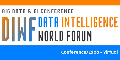 Data Intelligence World Forum | Shanghai | Conference/Expo + tickets