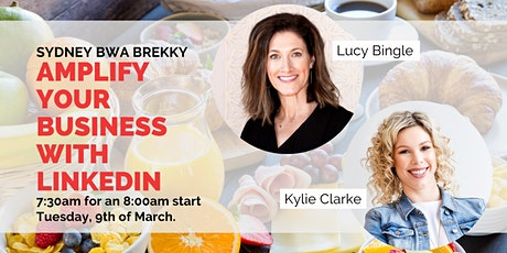 Sydney, BWA Breakfast: Amplify Your Business with LinkedIn tickets
