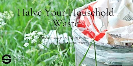 Halve Your Household Waste tickets