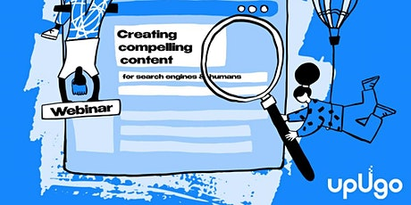 Creating compelling content for search engines and humans tickets