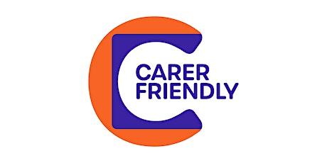 Supporting Carers - Cwm Taf Morgannwg Region tickets