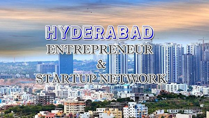 Hyderabad's Biggest Business & Tech Professional Networking Soiree image