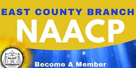 East County NAACP General  Meeting tickets