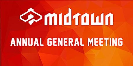 Midtown BID AGM tickets