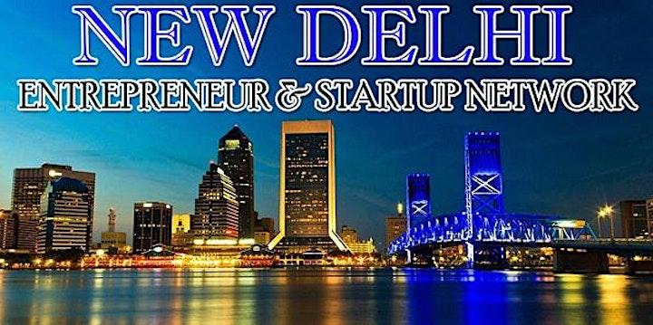 New Delhi's Big Business Tech & Entrepreneur Professional Networking Affair image