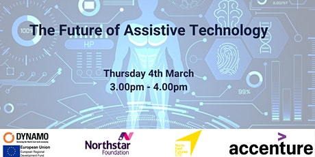 North East Business Futures- The Future of Assistive Technology tickets