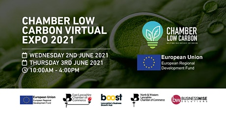 Chamber Low Carbon Virtual Expo 2021 tickets