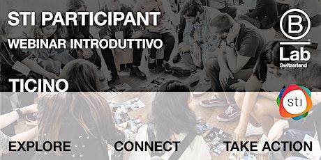 STI Webinar Introduttivo (IT) tickets