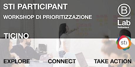 STI Workshop di Prioritizzazione - IT tickets