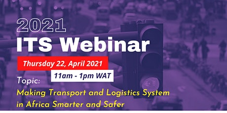 Making Transport and Logistics System in Africa Smarter and Safer tickets