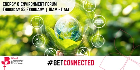 Energy & Environment Forum tickets