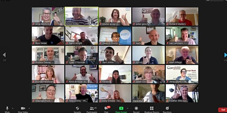 The Networking Group 1  - Online Business Referral Networking tickets