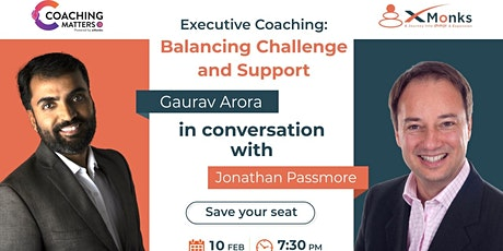Executive Coaching : Balancing Challenge and Support Tickets
