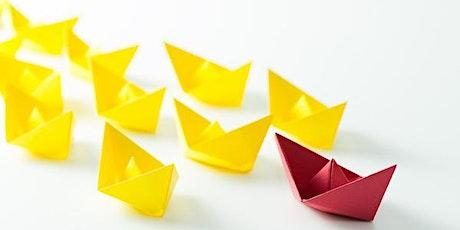 Leadership for Innovation Webinar - Part 1 - Oct tickets