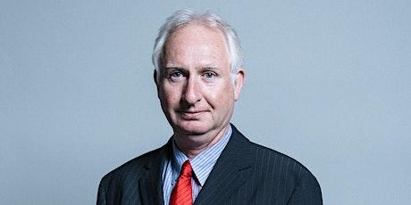 Suffolk Labour's Zoom session w/ Daniel Zeichner MP Tickets