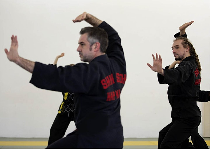 Koreanisches Ki-Training – Ki-Do-In: Bild