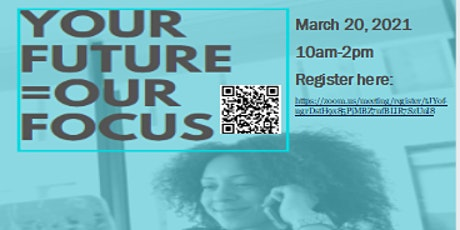 Your FUTURE=Our FOCUS tickets