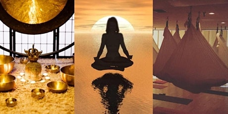 Floating New Moon Sound Meditation - Support Service tickets
