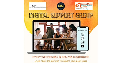 Digital Support Group tickets