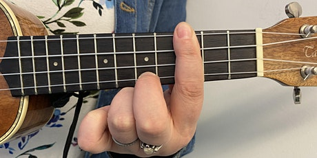 Ukulele For Beginners (Adults online) tickets