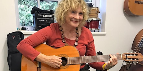 Guitar For Beginners (Adults online) tickets