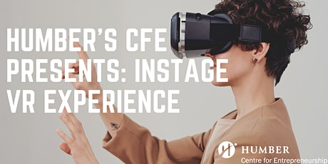 Humber's CfE Presents InStage's VR Experience tickets