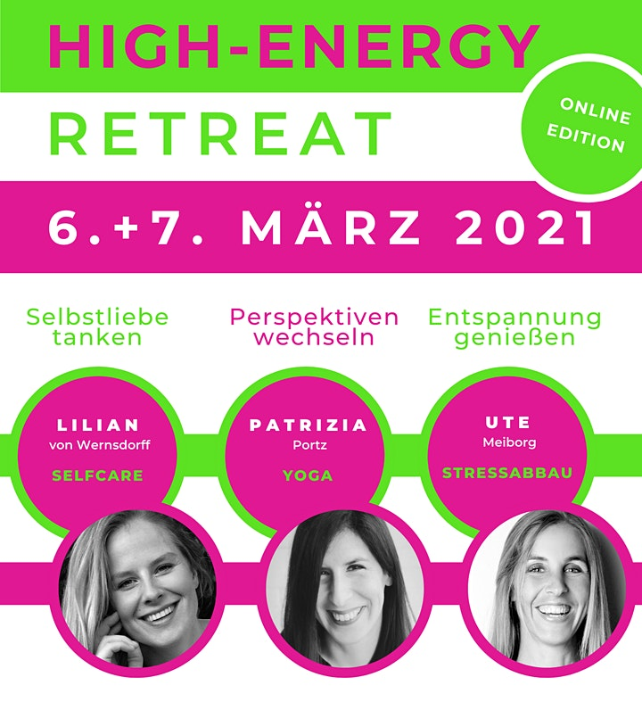 High-Energy-Retreat: Bild