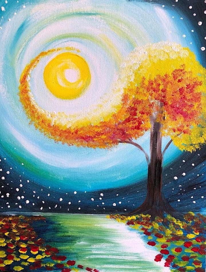Paint Night in Belfield image