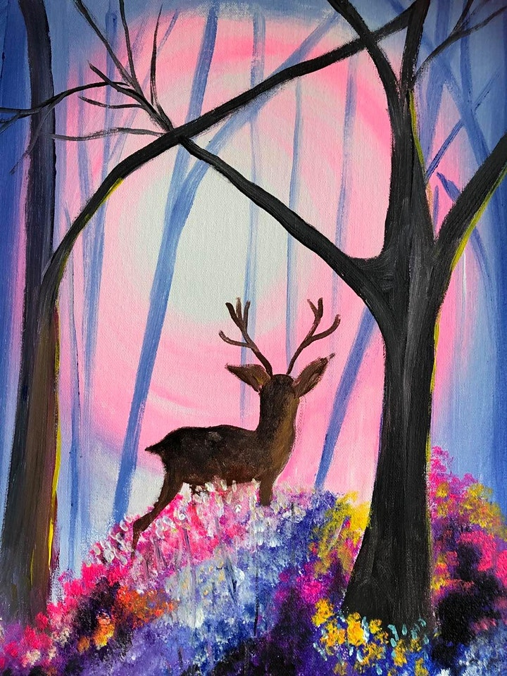 Paint Night in Greenacre image