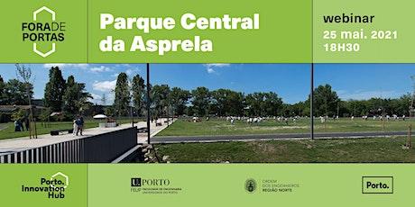 Inovação Fora de Portas | Parque Central da Asprela bilhetes