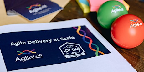 Delivery At Scale (ICP-DAS) with Certification( Online, French)| AgileLAB tickets