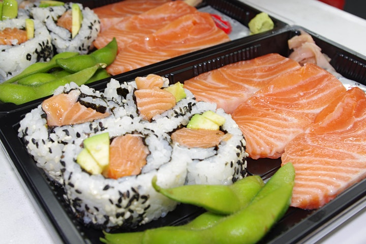Online Sushi Making for Beginners image