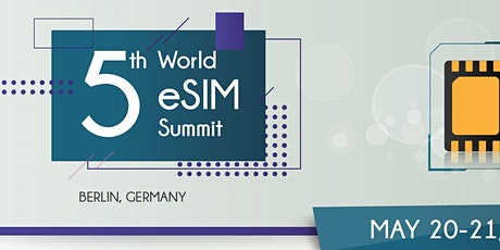 5th WORLD eSIM Summit Tickets