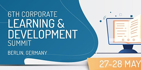 6th Corporate Learning and Development Summit tickets