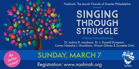Singing through Struggle: A Virtual Festival presented by Nashirah tickets