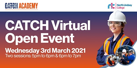 CATCH Virtual Open Event tickets